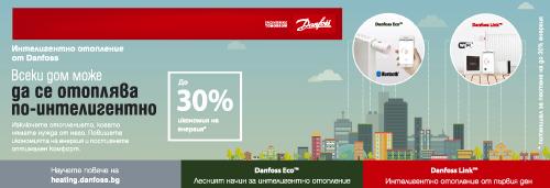 Данфосс, Системи за отопление