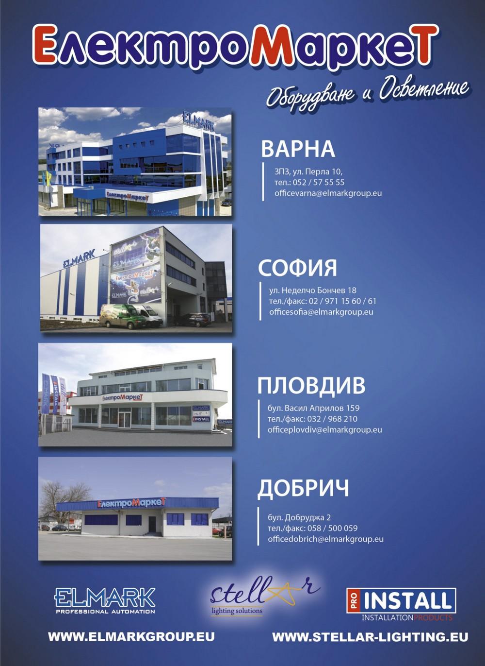Елмарк Груп България