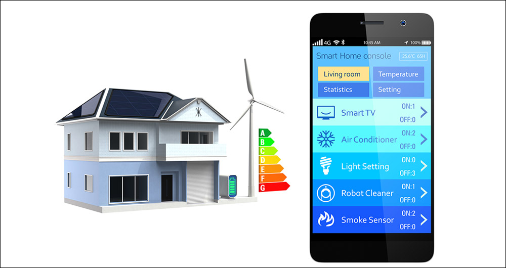 Мениджмънт на електроенергията в интелигентния дом