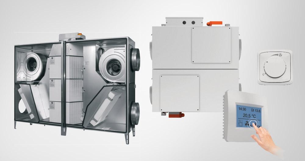 В ATREA залагат модерни технологии и пълна автоматизация на системите за вентилация