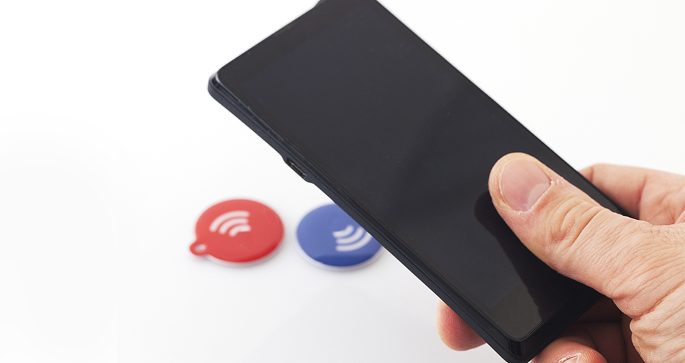 NFC технологията в сградната автоматизация