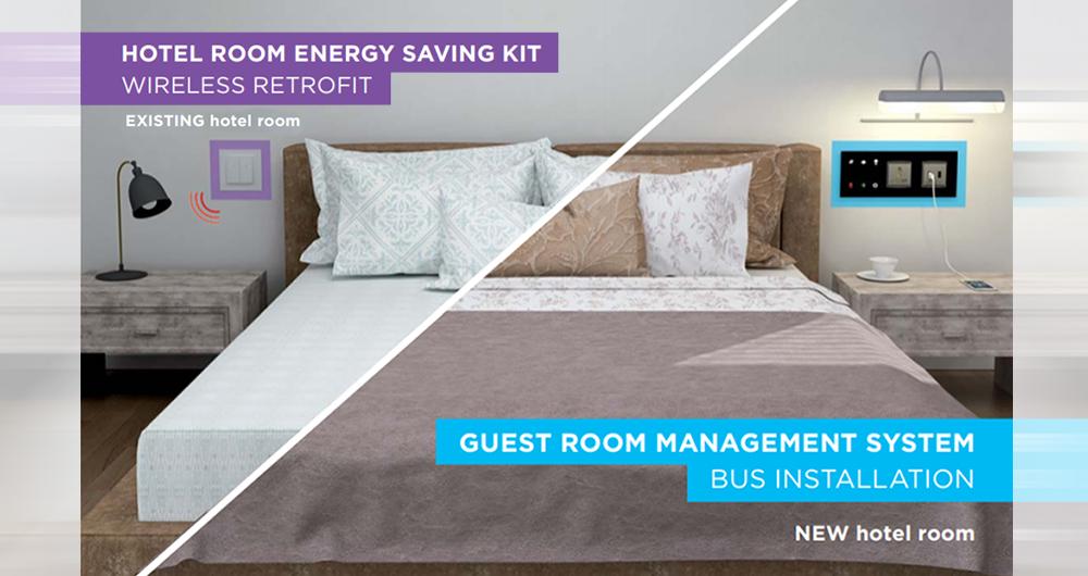 Решението на iNELS – умен хотел гарантира комфорта на гостите и пести енергия