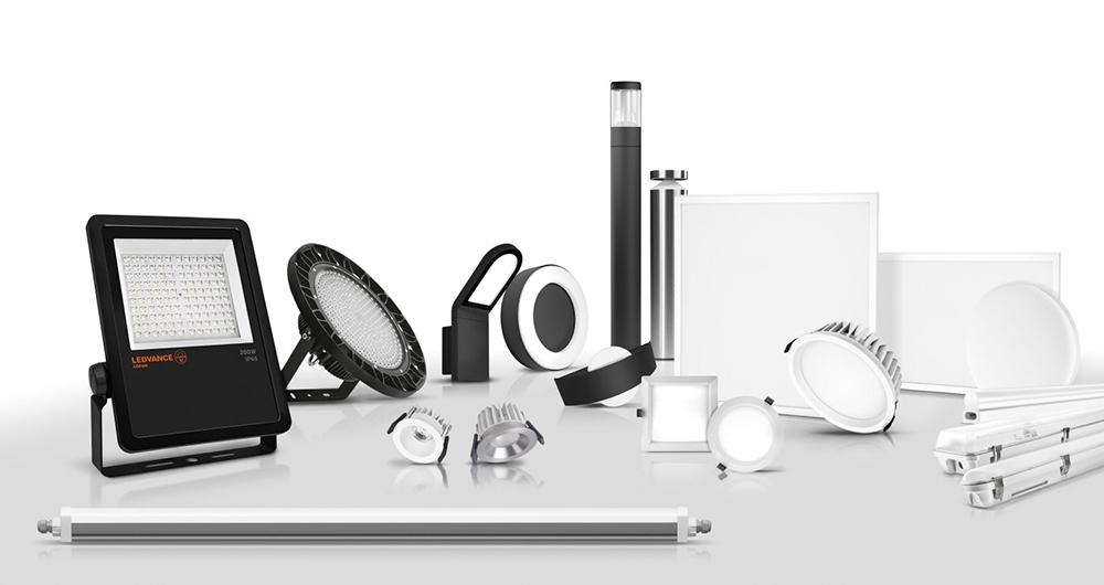 Пълна гама, много предимства - новото портфолио светодиодни осветителни тела на LEDVANCE