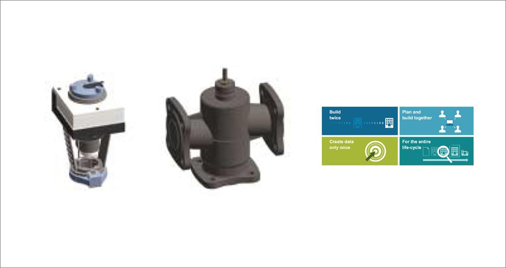 BIM инструментите на Siemens намаляват с до 40% извънбюджетните поръчки в строителството