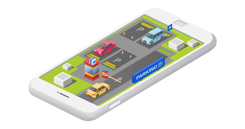 Системи за управление на паркинги