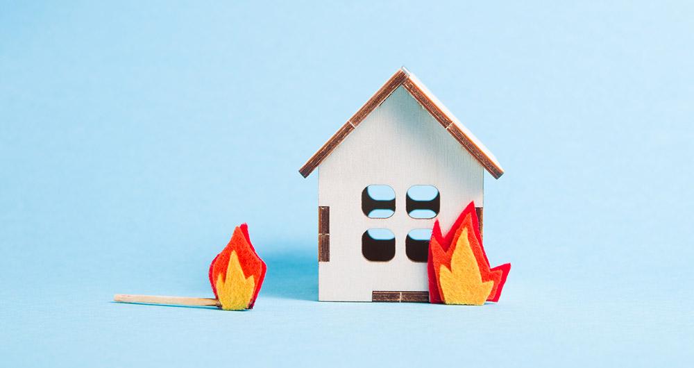 Интелигентни технологии за пожароизвестяване и пожарозащита