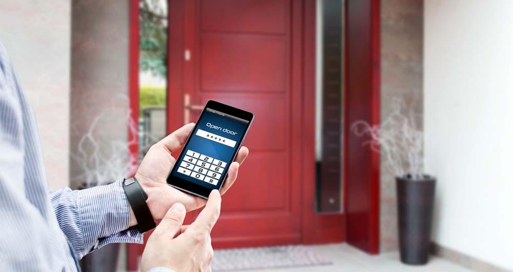 Мобилни приложения за сигурност в дома
