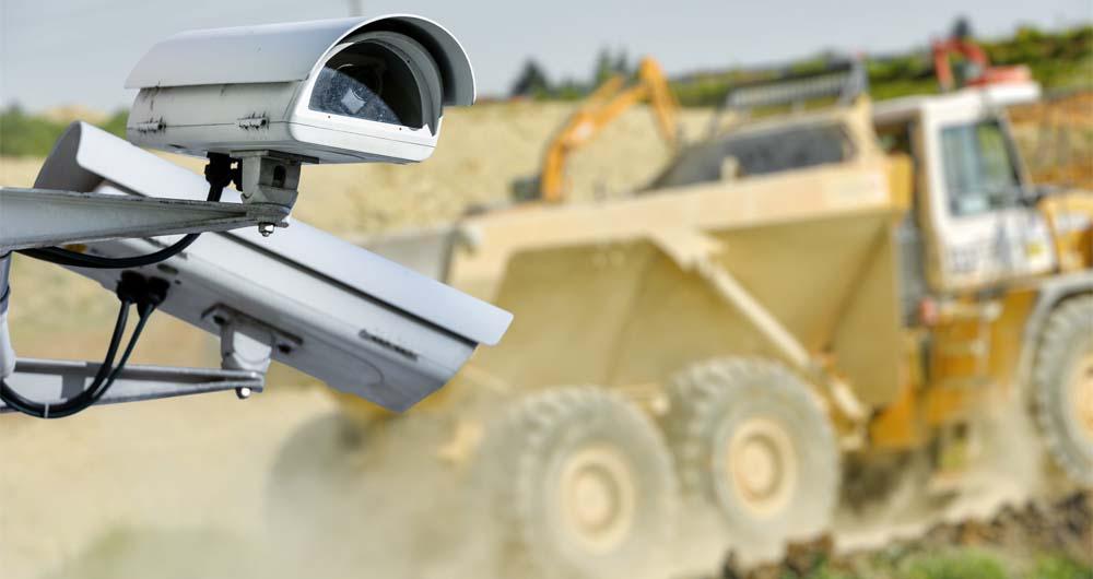 Новости във видеонаблюдението на строителни площадки