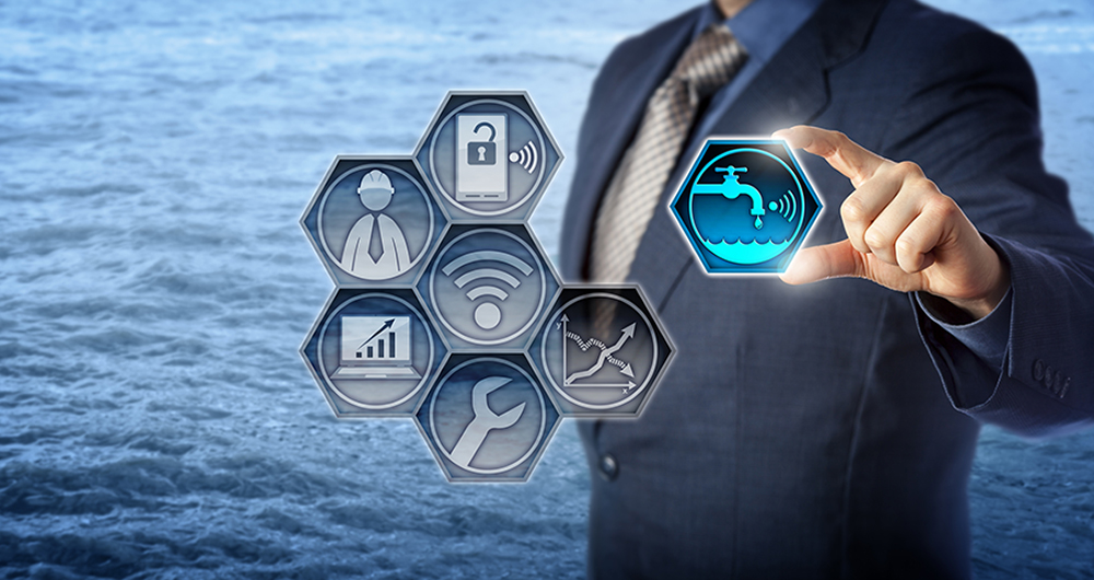 Решения за воден мониторинг в интелигентни домове