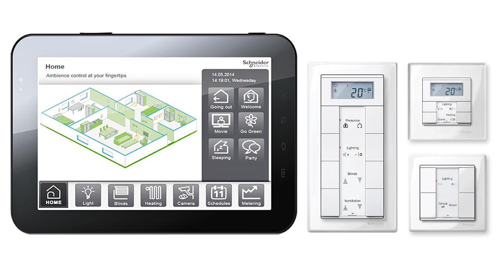 Функционалност и енергийна ефективност чрез KNX базирана система за сградна автоматизация