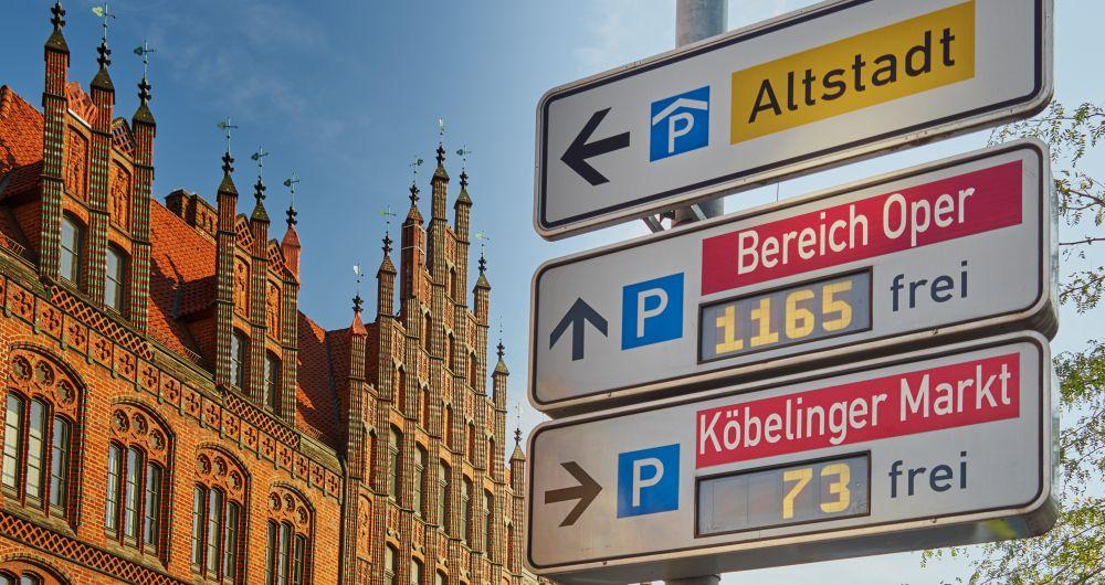 Решения за интелигентно паркиране