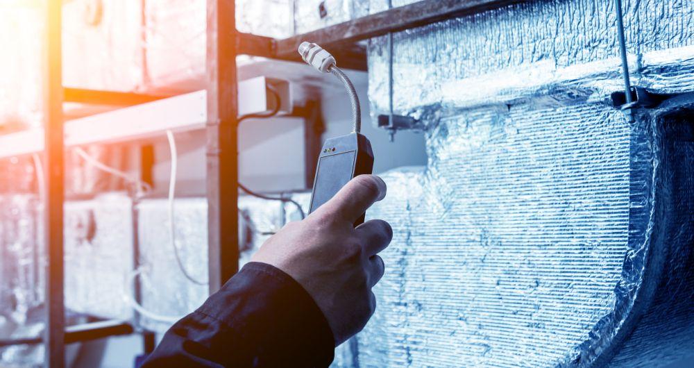 Газови сензори и сигнализатори за жилищни, обществени и търговски сгради