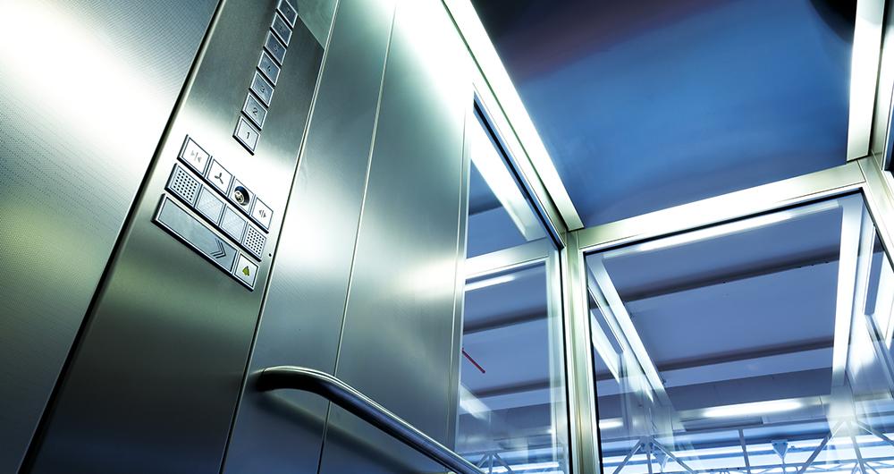 Енкодери за асансьорна техника