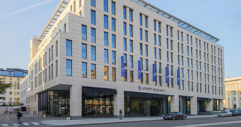 Високотехнологични сградни инсталации в новия хотел Hyatt Regency Sofia