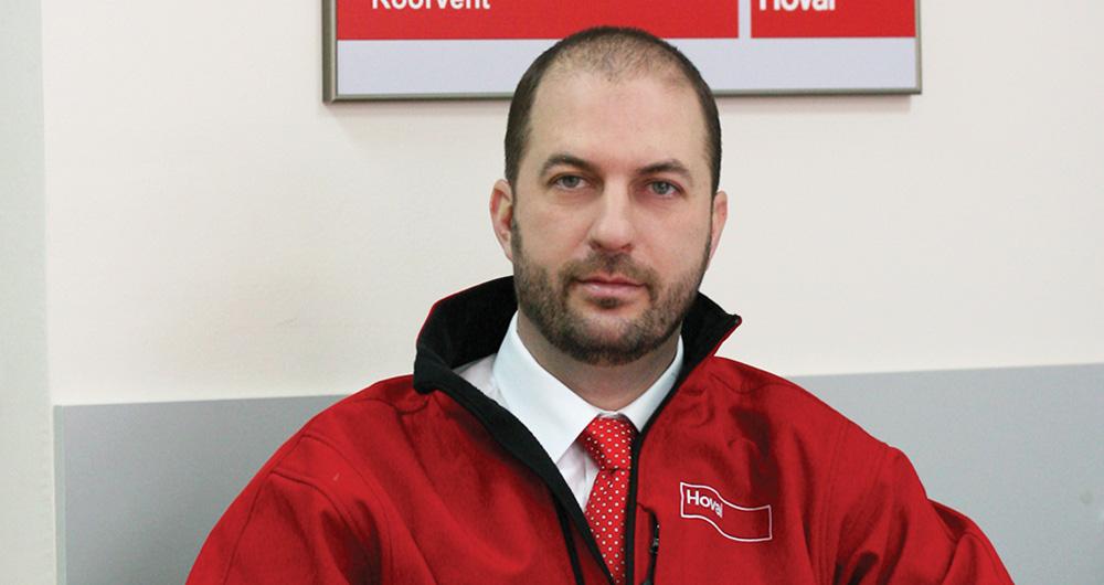 Интервю с Атанас Атанасов, управител на Ховал в България