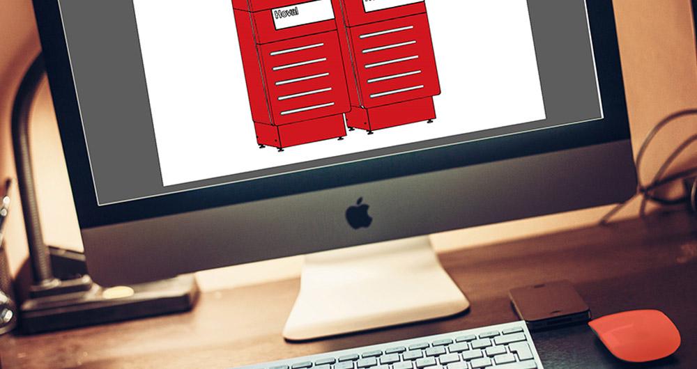 Ховал: Предлагаме готови BIM файлове на водещите си продукти