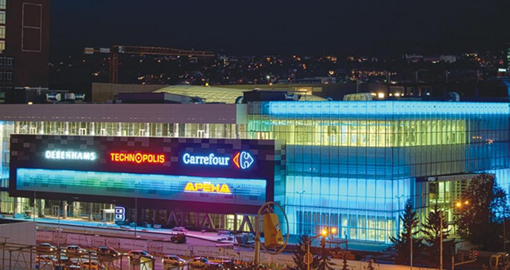 Сградни системи в Bulgaria Mall