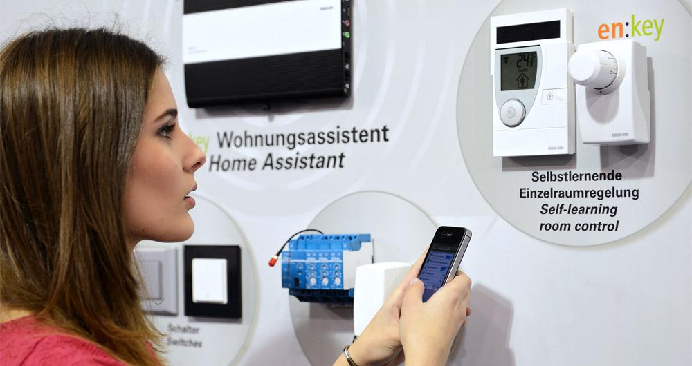 Ръст на пазара на интелигентни термостати