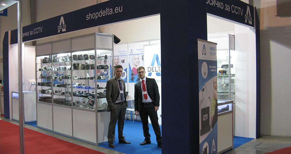 Delta Opti: На Security Expo бяхме забелязани и добре приети