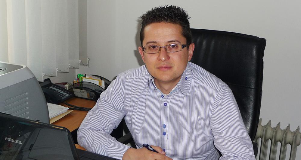 Интервю с Хараламби Калев, мениджър Продажби във Фибран България