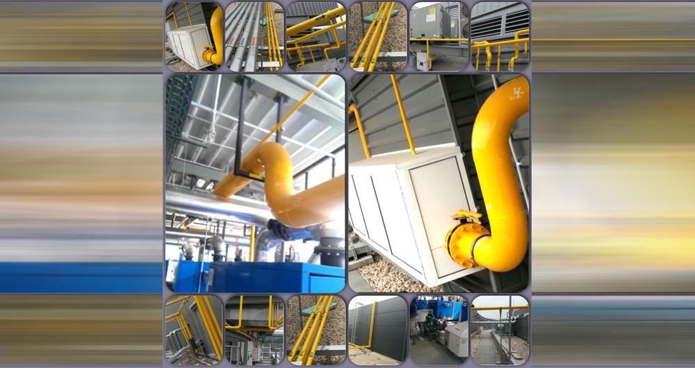 ХоумГаз: Газова инсталация