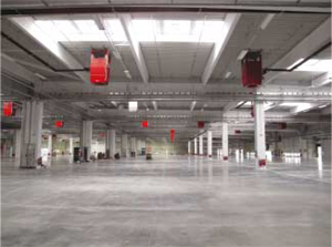 Hoval изгради децентрализирана система за климатизация в новия завод на ABB в Раковси