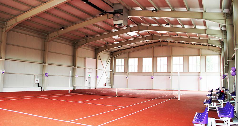 Hoval климатизира новооткрита спортна зала във Велико Търново