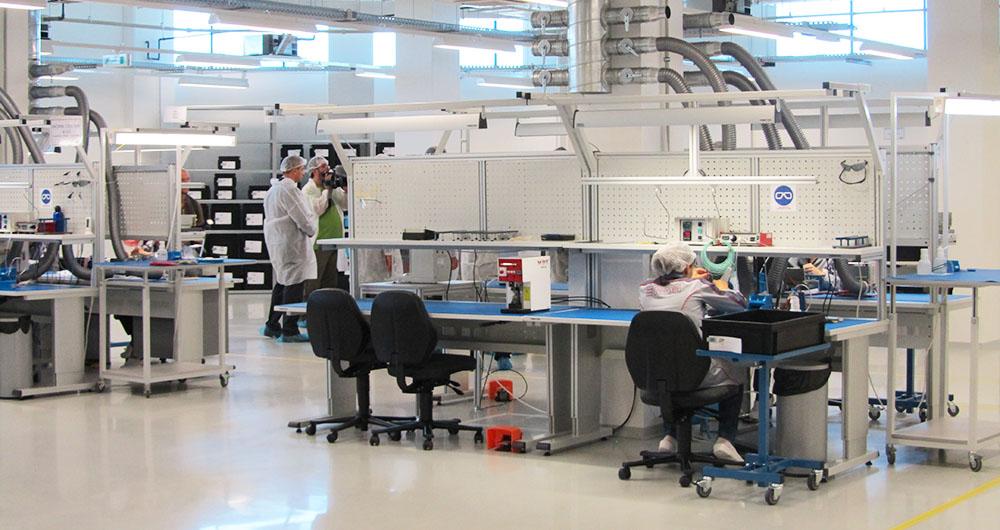R&M откри завод в София