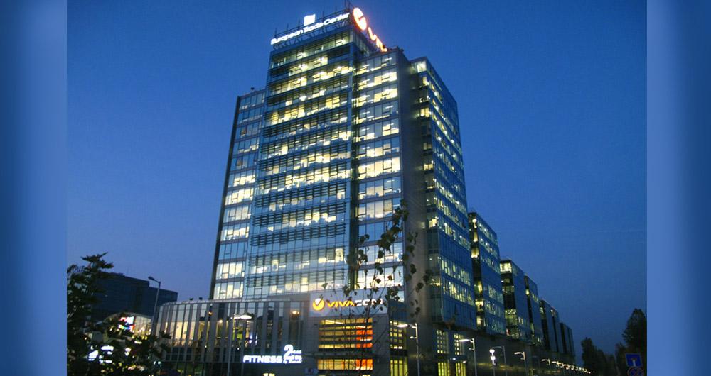 Европейски Търговски Център с нови за България високотехнологични асансьори
