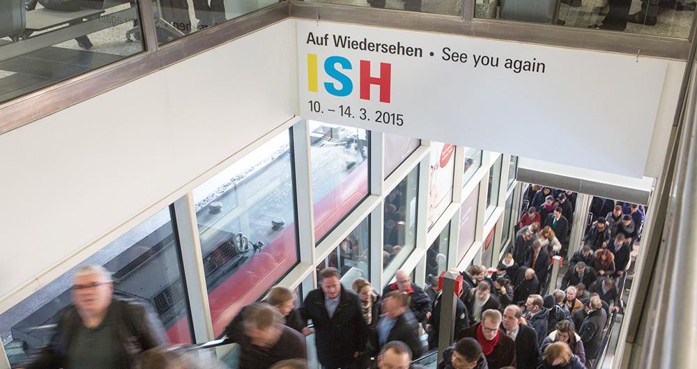 ISH 2015 поставя акцент върху комфорта и новите технологии