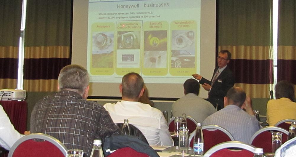 Състоя се семинар, посветен на новостите от Honeywell Security