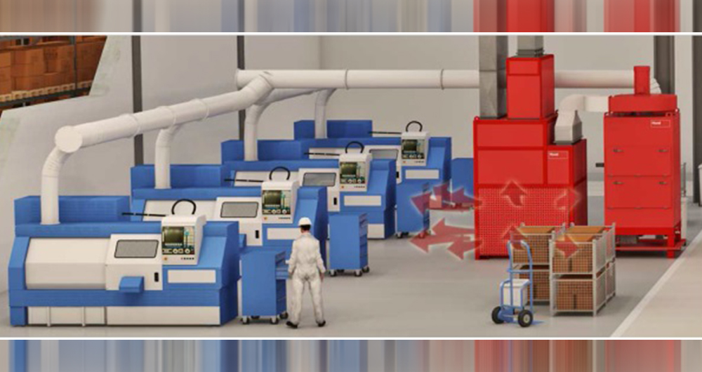 КИС Клима предлага решения за утилизация на енергия от промишлени вентилационни системи