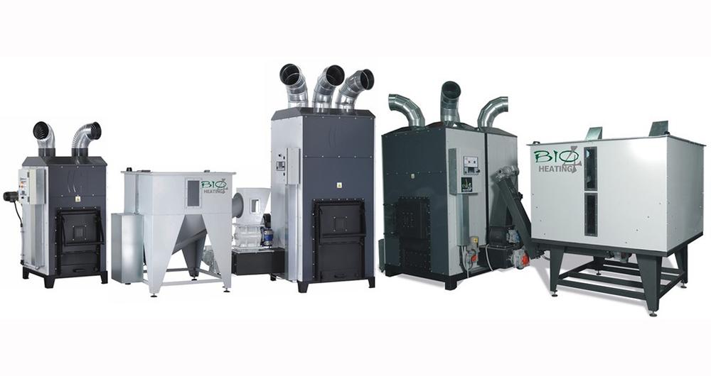 Карана: Високоефективната концепция Bio4Heating осигурява отопление на промишлени сгради