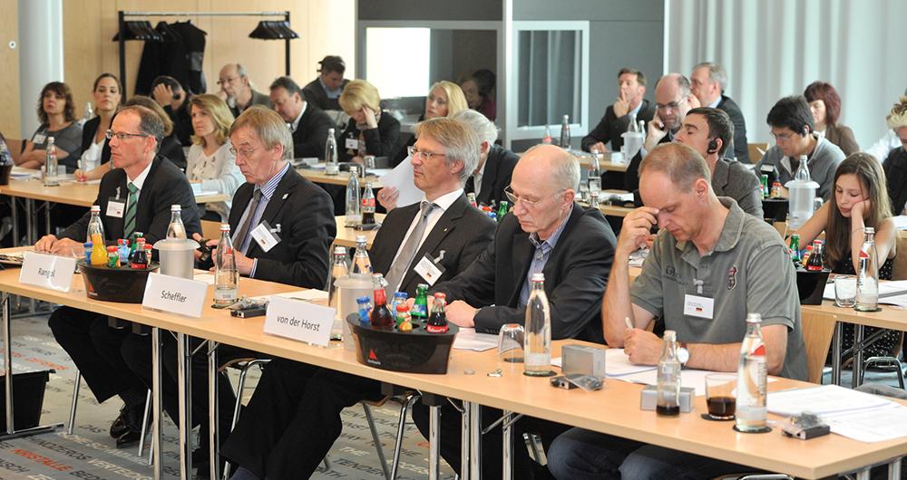 Представиха официално изложенията FSB и aquanale 2013 пред европейски медии
