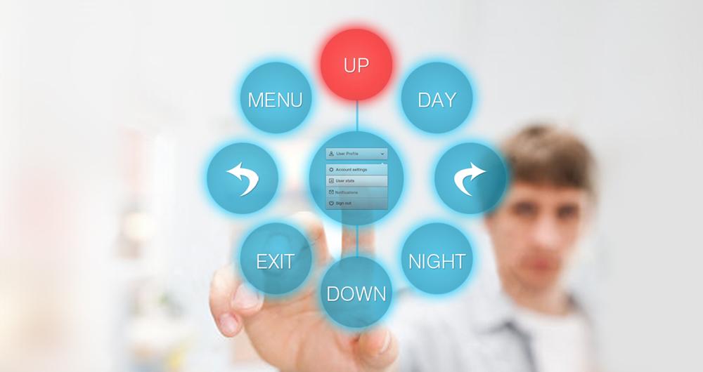 Новости в сградната автоматизация - възможности за гласов и жестов контрол