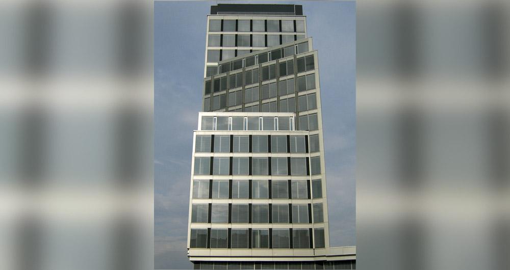 Енергийно ефективната офис сграда Litex Tower