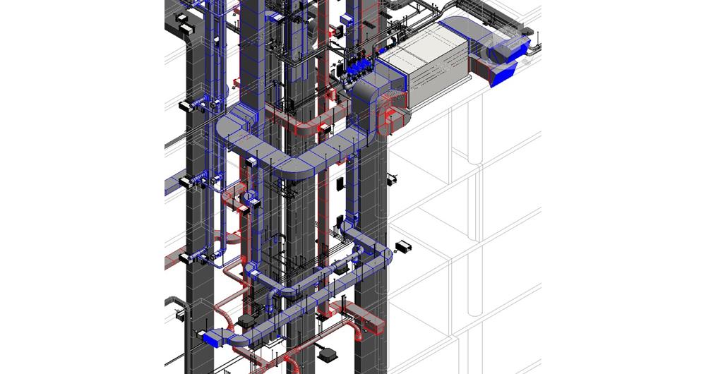 Маркан ОВиК реализира свой проект, разработен в Autodesk Revit среда