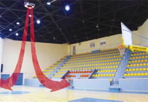 Комфорт за спортуващи и зрители в обновената зала Триадица в София