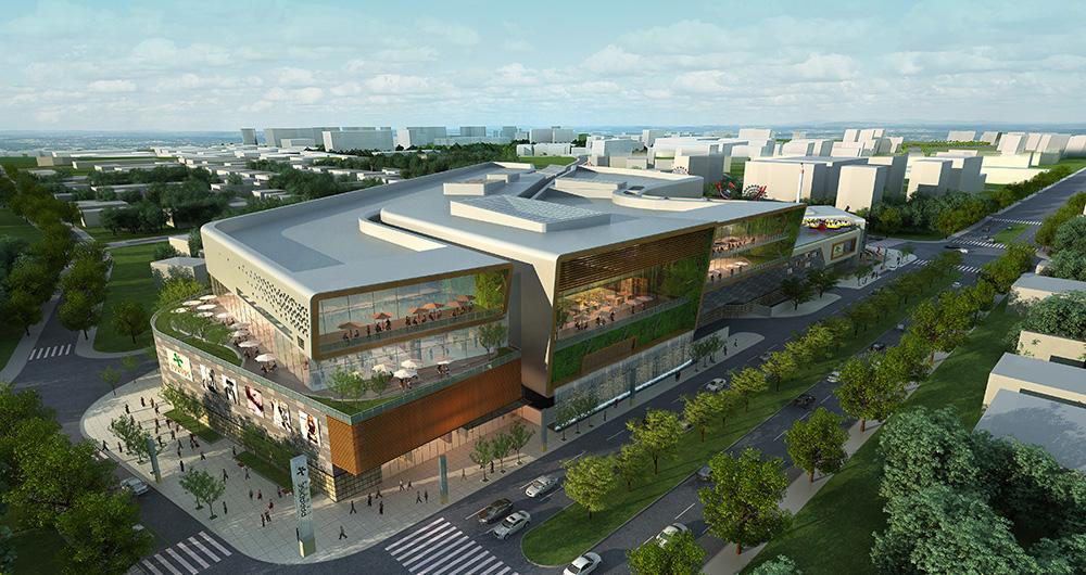 Сградни инсталации в Парадайз център