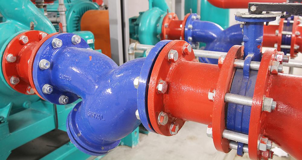 Пайп Систем: Водопроводна, канализационна и спринклерна инсталации