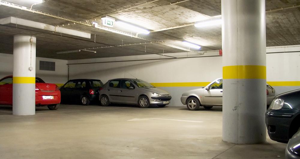 Пожарна безопасност на паркинги