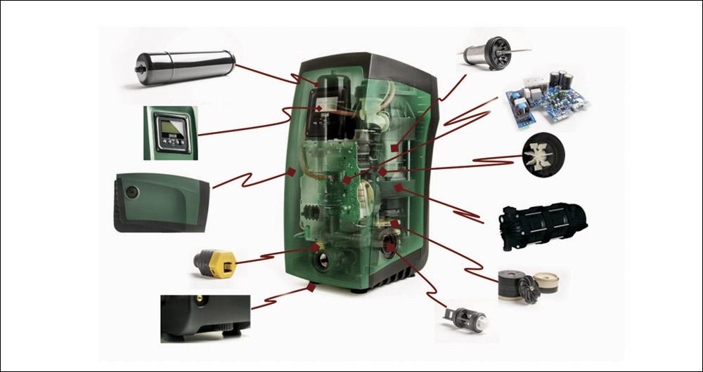 Профил: Хидрофорните помпи и системи от DAB Pumps осигуряват постигането на надеждно и оптимално налягане във водоснабдителните системи