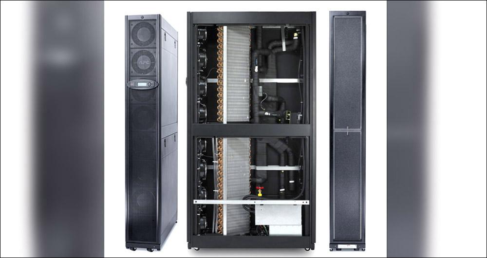 schneider Electric предлага решения за охлаждане и резервно захранване на критично оборудване в дейта центрове