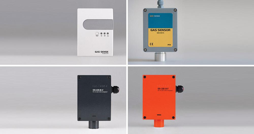 Предлагаме богата гама газсигнализатори с най-съвременни характеристики