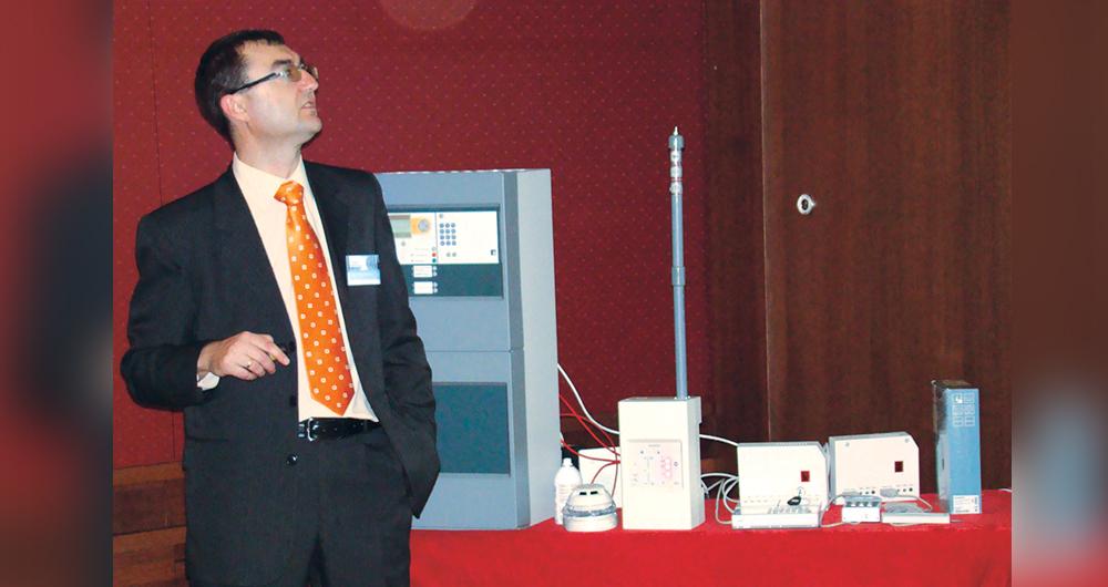 siemens представи решения за сигурност и пожарна безопасност в банки и центрове за данни