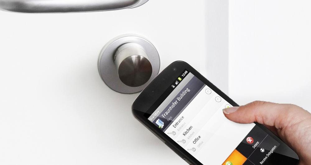 NFC технологията в системите за контрол на достъпа