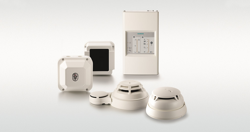 siemens: Аспирационните пожароизвестителни детектори осигуряват ранно откриване на пожара