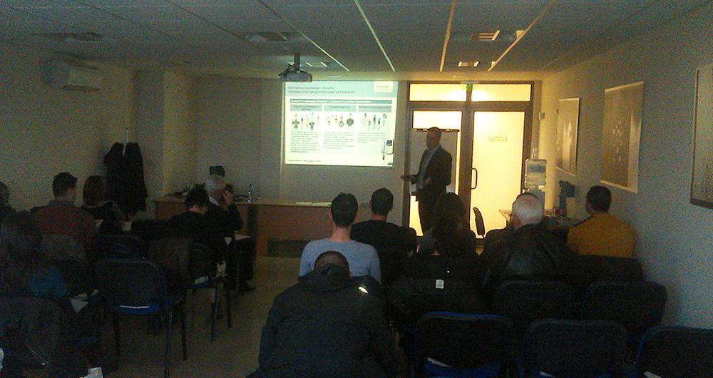 siemens България представи иновативни решения за ОВК инсталации на серия от семинари в страната