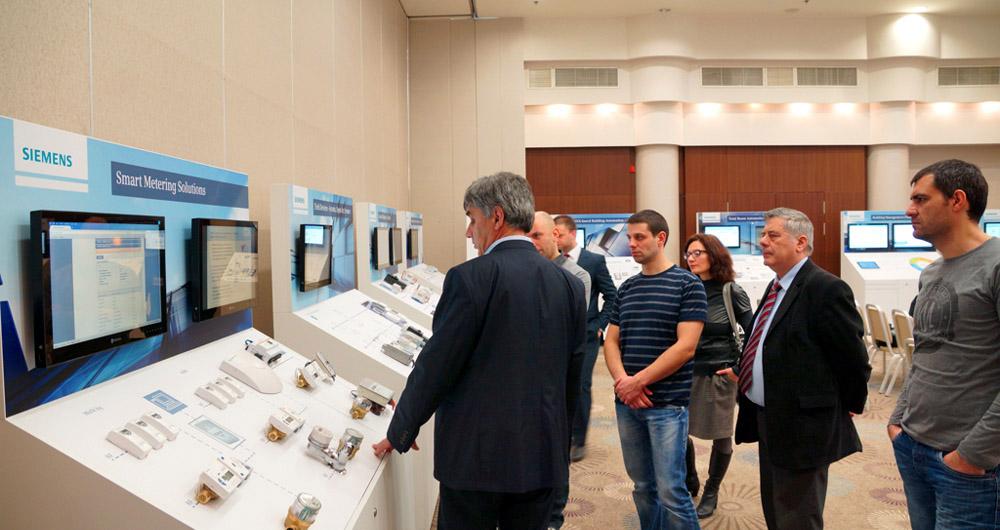 Роудшоуто на Siemens направление Сградни технологии посети 25 града в Югоизточна Европа