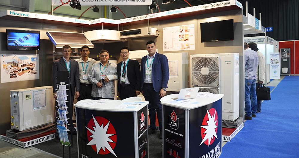 Hisense International, Шейн Донг: Стремим се да съчетаваме комфорт и енергийна ефективност в климатизацията